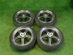"Комплект колес лето SSR Werfen Speed STAR 215/40 R18. 8.0x18"" 5x100.00 ET49"