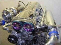 Крышка ремня ГРМ. Toyota Supra Двигатель 2JZGTE. Под заказ