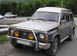 Nissan Safari. TD42