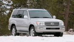 Toyota Land Cruiser 100. Toyota LAND Cruiser 100 1999