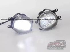 Фара противотуманная. Toyota Belta, KSP92, NCP96, SCP92