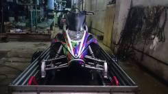 Yamaha FX Nytro MTX 153. исправен, есть птс, с пробегом