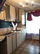 2-комнатная, улица Калинина 220. Чуркин, агентство, 38 кв.м. Кухня