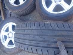 Toyo Proxes CF2 SUV. Летние, 2015 год, 5%, 4 шт