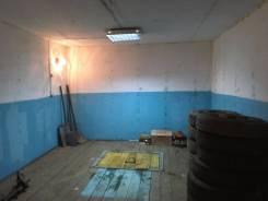 Гаражи капитальные. переулок Днепровский 2, р-н Столетие, 39 кв.м., электричество, подвал. Вид изнутри