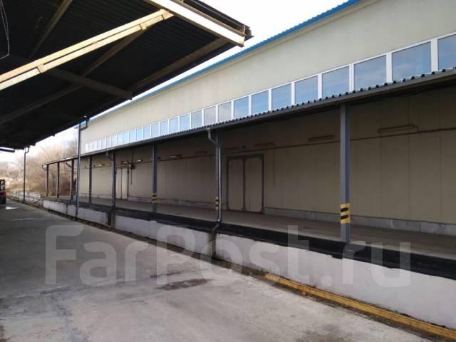 Ответственное хранение свежемороженой и другой продукции. 1 600 кв.м., улица Жигура 11, р-н Третья рабочая. Вид из окна