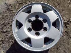 Mazda. 5.0x14, 6x139.70, ET33, ЦО 92,0мм.