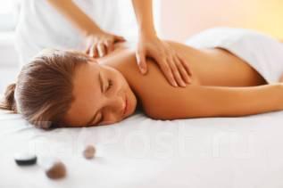 60% скидка на массаж, стоун-терапию, обертывание тела