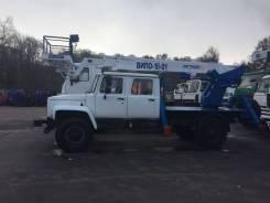 Випо-18. Продается Автогидроподъемник ВИПО-18-01 на шасси ГАЗ-33088 (4х4) 5м., 18 м.