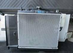 Радиатор охлаждения двигателя. Nissan: March, Micra, Cube Cubic, Note, Cube Двигатель CR14DE