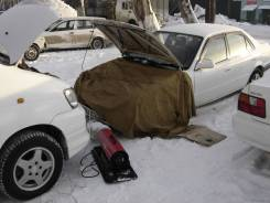 Отогрев автомобилей Ангарск