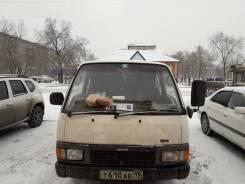 Nissan Caravan. Микра, 27 куб. см., 12 мест