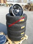 Колеса Уаз OFF-ROAD Wheels Michelin Latitude X-Ice North 2 245/70 R17. 8.0x17 5x139.70 ET0 ЦО 110,0мм.