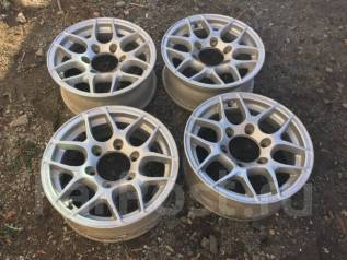 Bridgestone. 6.0x15, 6x139.70, ET25