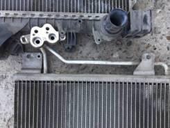 Радиатор охлаждения двигателя. Volkswagen Multivan