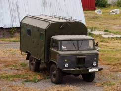 ГАЗ 66. Подготовленный ГАЗ-66