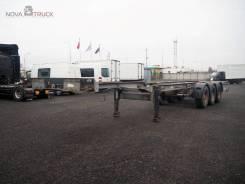 Steelbear. Полуприцеп PK-24N, 2009, 33 800 кг.