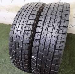 Dunlop DSV-01. Зимние, без шипов, 2012 год, износ: 30%, 2 шт