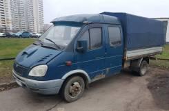 ГАЗ 330232. Продается ГАЗель 330232 Фермер, 2 464 куб. см., 3 500 кг.