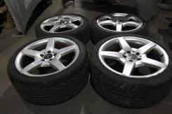 Комплект оригинальных колес AMG Mercedes-Benz R18. 7.5/8.5x18 5x112.00 ET37/30