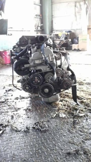 Двигатель в сборе. Toyota bB, QNC20, QNC25 Toyota Cami, J102E, J122E Toyota Passo, QNC10 Toyota Avanza, F601 Двигатель K3VE