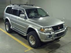 Порог кузовной. Mitsubishi Montero Sport, K90 Mitsubishi Challenger, K94W, K94WG, K99W, K96W, K97WG Двигатели: 6G74, GDI