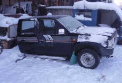 Nissan Datsun. TD27