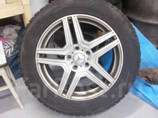 Bridgestone Blizzak DM-V1. Зимние, без шипов, 2012 год, износ: 50%, 4 шт