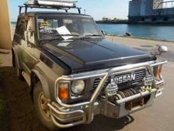 Nissan Safari. VRY60, TD42