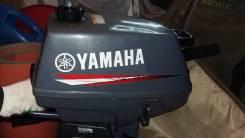 Yamaha. 3,00л.с., 2-тактный, бензиновый, нога S (381 мм), Год: 2012 год