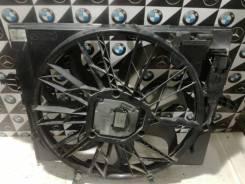 Вентилятор охлаждения радиатора. BMW 5-Series, E61, E60 Двигатели: M54B22, M54B30