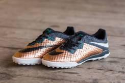 Мужск. Футбольная обувь Nike Mercurial Hypervenomx Finale TF