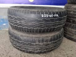 Bridgestone Dueler H/T D687. Летние, износ: 50%, 2 шт