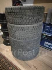 Bridgestone Blizzak MZ-03. Зимние, без шипов, 2002 год, износ: 50%, 5 шт