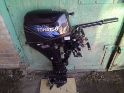 Tohatsu. 9,80л.с., 4-тактный, бензиновый, нога S (381 мм), Год: 2006 год
