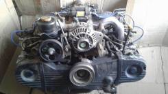 Двигатель в сборе. Subaru: Impreza XV, Impreza WRX, Exiga, Impreza, Forester, Legacy B4, Legacy, Impreza WRX STI Двигатель EJ20