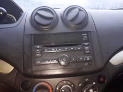 Магнитола. Chevrolet Aveo, T250
