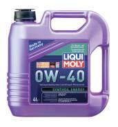 Liqui Moly Synthoil Energy. Вязкость 0W-40, синтетическое. Под заказ