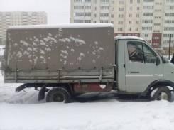 ГАЗ 330210. Газель 1999 г., 2 400 куб. см., 1 700 кг.
