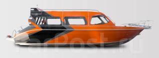 Волжанка. Год: 2017 год, длина 8,50м., двигатель подвесной, 300,00л.с., бензин. Под заказ