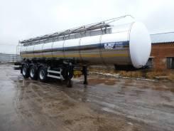 Foxtank. Полуприцеп цистерна пищевая ФоксТанк, 24 132 кг.
