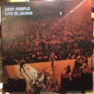 2LP. Deep Purple Live In Japan 2LP Japan nmnmnm