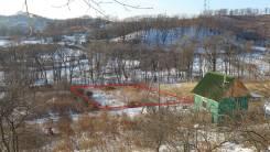Дачный участок в п. Силинский (с. Оленье). От частного лица (собственник). Фото участка