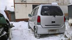 Крышка багажника. Suzuki Wagon R, MC11S Двигатель F6A