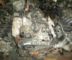 Двигатель в сборе. Toyota Corona Premio, CT211 Двигатель 3CTE