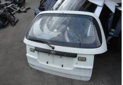 Дверь багажника. Toyota Caldina, ST190, CT190