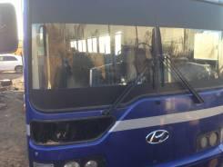 Hyundai Super Aerocity 540. Daewoo, 12 000 куб. см., 28 мест