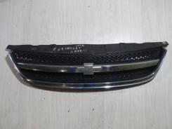 Решетка радиатора. Chevrolet Lacetti