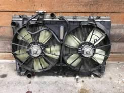 Радиатор охлаждения двигателя. Toyota Altezza, GXE10, GXE10W, SXE10 Двигатель 3SGE