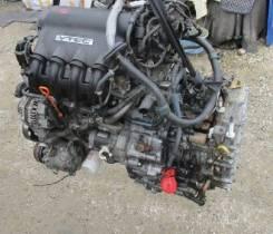 Двигатель в сборе. Honda Airwave, GJ1, GJ2 Двигатель L15A